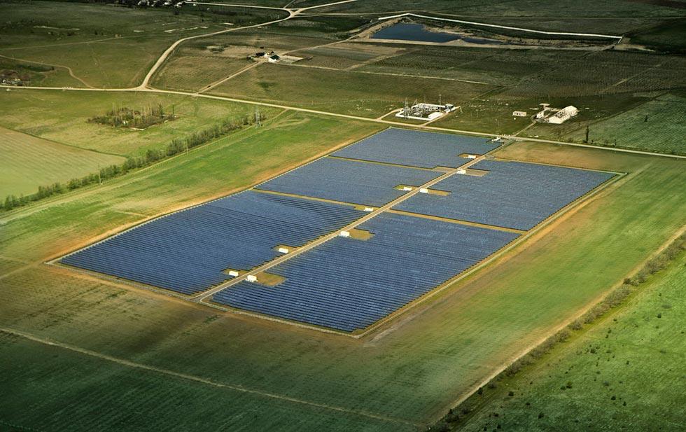 Inversión en parque solar  Salomon issa tafich